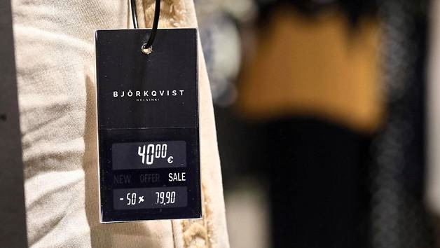 fashion price label